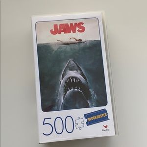Other - Jaws 500 piece puzzle